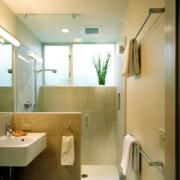 简欧风格厕所装饰设计