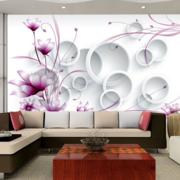 现代背景墙整体设计