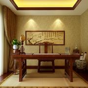 古典中式书房装修