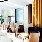 后现代风格咖啡厅装饰