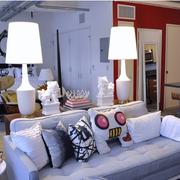 别墅客厅简约沙发装饰