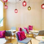 混搭风格简约休闲咖啡厅装饰