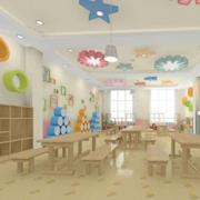 素雅幼儿园室内环境装修