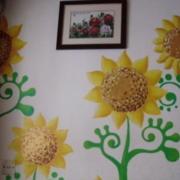 精美幼儿园背景墙装修
