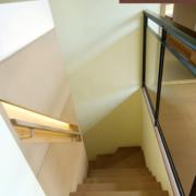 住宅式跃层简约风格楼梯装饰