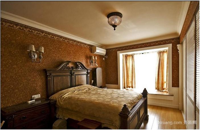 三室一厅欧式飘窗装修效果图