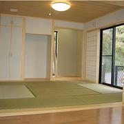 日式简约风格小房间榻榻米装饰