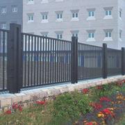 大型小区带围墙装饰
