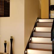 后现代风格楼梯效果图