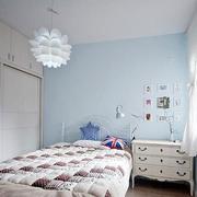法式简约风格卧室创意灯饰装饰