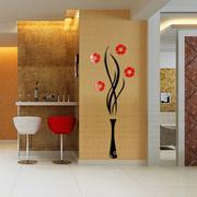 后现代风格玄关墙贴装饰