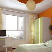 现代清新风格小房间儿童房装饰