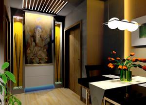 现代饭店设计图