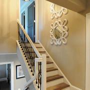 地中海风格楼梯装饰