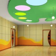 时尚幼儿园室内环境装修