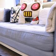 欧式别墅客厅沙发设计