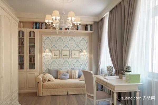 温馨公寓装修设计效果图