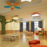 温馨幼儿园室内环境装修