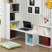 日式简约风格小型书柜装饰