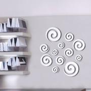 后现代风格书房墙贴装饰