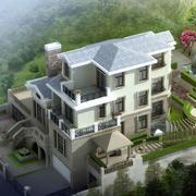 别墅设计实景图