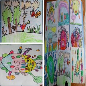 中心幼儿园壁画图片
