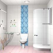 现代简约风格清新卫生间装饰