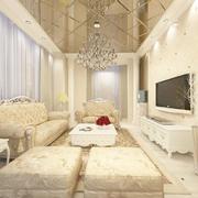 高档欧式大户型大厅设计