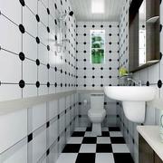 后现代风格卫生间瓷砖装饰