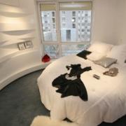 都市简约风格卧室装饰