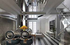 现代简约风格楼梯装饰