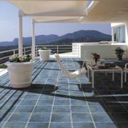 海景房简约风格地砖设计