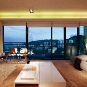 精致客厅窗户设计