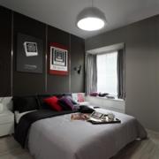 后现代风格卧室灯饰装饰
