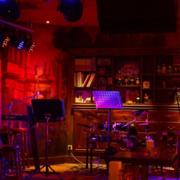 美式乡村风格酒吧吧台装饰