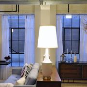 欧式风格别墅玻璃窗装饰