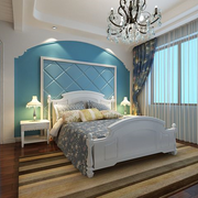 地中海简约室内卧室装饰