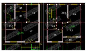 2015农村自建房屋设计图