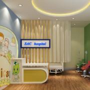 温馨幼儿园背景墙设计