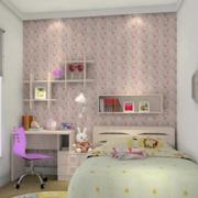 现代简约风格卧室置物柜装饰