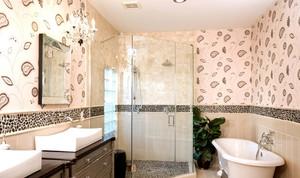 欧式别墅小型卫生间装饰