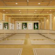 金碧辉煌小户型瑜伽房装修设计