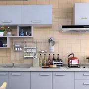 素雅欧式厨房欧派橱柜设计