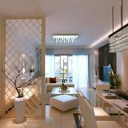 朴实小户型客厅装修设计