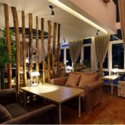 高档咖啡厅桌椅设计