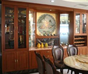 精致中式餐厅设计