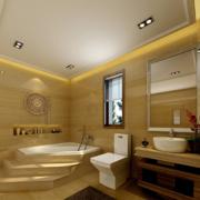 精装大户型欧式卫生间设计