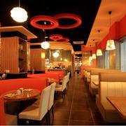大气餐馆整体设计