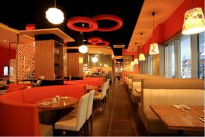 2015特色餐馆装修效果图