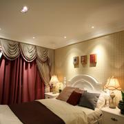 经典小洋楼卧室图片
